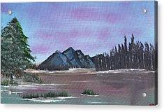 Flooded Acrylic Print