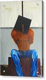 Higher Education Acrylic Print by Douglas Keen