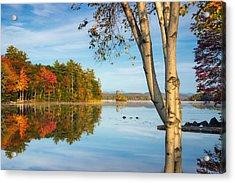 Highland Lake Acrylic Print