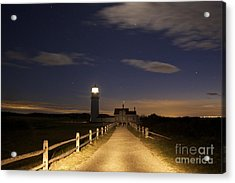 Highland Light North Truro Acrylic Print