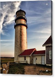 Highland Lighthouse Acrylic Print