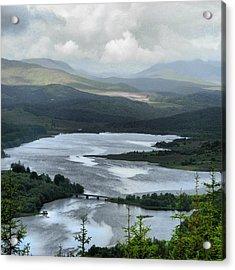 Highland Loch At Lochaber Acrylic Print