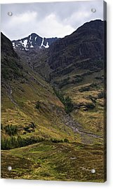 Highland Peak Acrylic Print