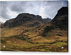 Highland View Acrylic Print