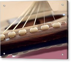 Highly Strung Acrylic Print