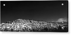 Highway 502 To Los Alamos Nm Acrylic Print
