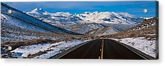 Highway Ca Usa Acrylic Print by Panoramic Images