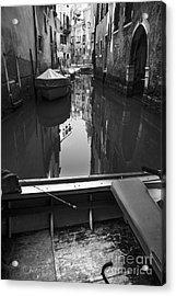 Hidden Corners Of Venice Acrylic Print by Yuri Santin