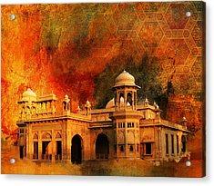 Hindu Gymkhana Acrylic Print by Catf
