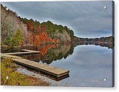 Hinson Lake Acrylic Print