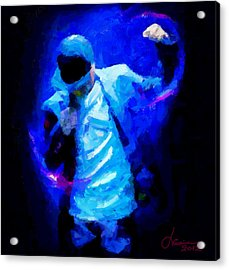 Hip Hop Is More Than Music Tnm Acrylic Print by Vincent DiNovici