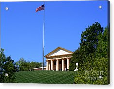Acrylic Print featuring the photograph Historic Arlington House by Patti Whitten