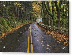 Historic Columbia River Highway Acrylic Print