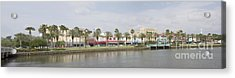 Historic Daytona Florida Pano Acrylic Print