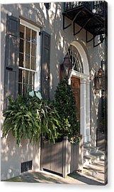 Historic Home - Charleston Acrylic Print