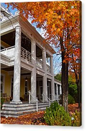 Historic Inn In Ashland Va Acrylic Print
