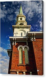 Historic Steeple Acrylic Print