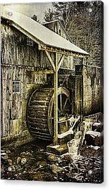 Historic Taylor Mill Acrylic Print