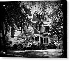 Historic Victorian Home Acrylic Print