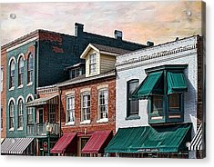 Historic Weston Acrylic Print