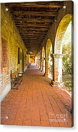 Historical Porch Acrylic Print