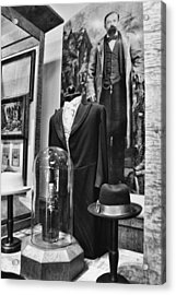 History Of Jack Acrylic Print by JAMART Photography