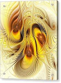 Hive Mind Acrylic Print by Anastasiya Malakhova