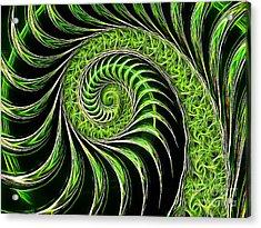 Hj-gb Acrylic Print