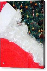 Acrylic Print featuring the photograph Santa Claus by Vizual Studio