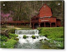 Hodgson Mill Acrylic Print