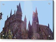Hogwarts  Acrylic Print