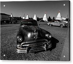 Holbrook Az - Wigwam Motel 005 Acrylic Print