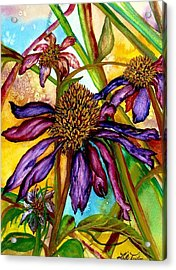 Holding On To Summer Sold Acrylic Print by Lil Taylor