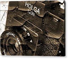 Holga 120n Acrylic Print