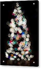 Holiday In Color Acrylic Print by Aaron Aldrich