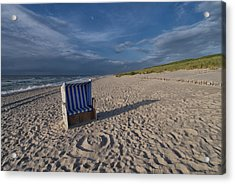 Acrylic Print featuring the photograph Holiday In The Sand by Juergen Klust
