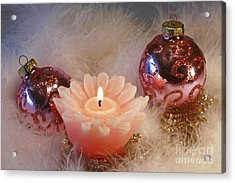 Holiday Moments Acrylic Print by Inspired Nature Photography Fine Art Photography