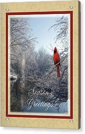Holiday Season 2013 Acrylic Print