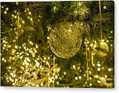 Holidays Acrylic Print by Kristopher Schoenleber