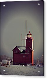 Holland Lighthouse Acrylic Print