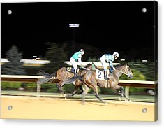 Hollywood Casino At Charles Town Races - 121212 Acrylic Print by DC Photographer