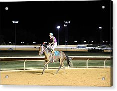 Hollywood Casino At Charles Town Races - 121224 Acrylic Print by DC Photographer