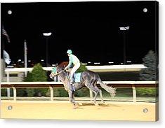 Hollywood Casino At Charles Town Races - 121227 Acrylic Print