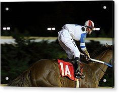 Hollywood Casino At Charles Town Races - 121261 Acrylic Print