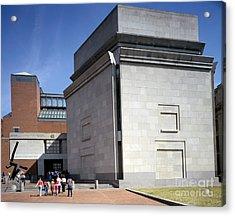 Holocaust Memorial Museum Acrylic Print