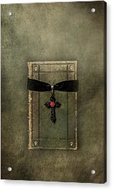 Holy Book Acrylic Print by Joana Kruse
