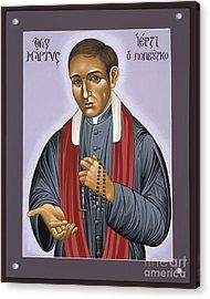 Holy New Martyr Father Jerzy Popieluszko 030 Acrylic Print