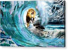 Holy Roar Acrylic Print