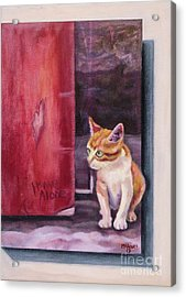 Home Alone Acrylic Print
