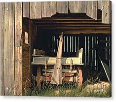 Misner's Wagon Acrylic Print